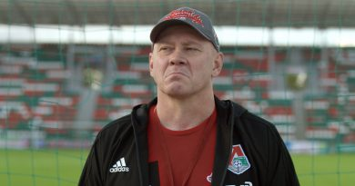 Виталий Хаев: «На футбол «подсел» вслед за сыном»
