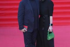 Тимур Бекмамбетов с женой