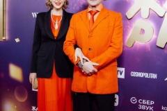 Григорий Лепс с супругой