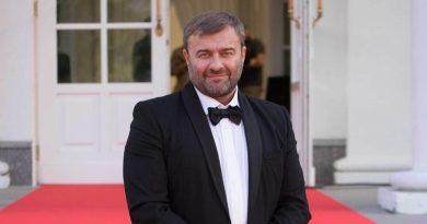 Михаил Пореченков: «Со мной тяжело спорить, я – тяжеловес»